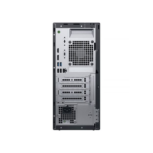 Dell 3060 MT Back View