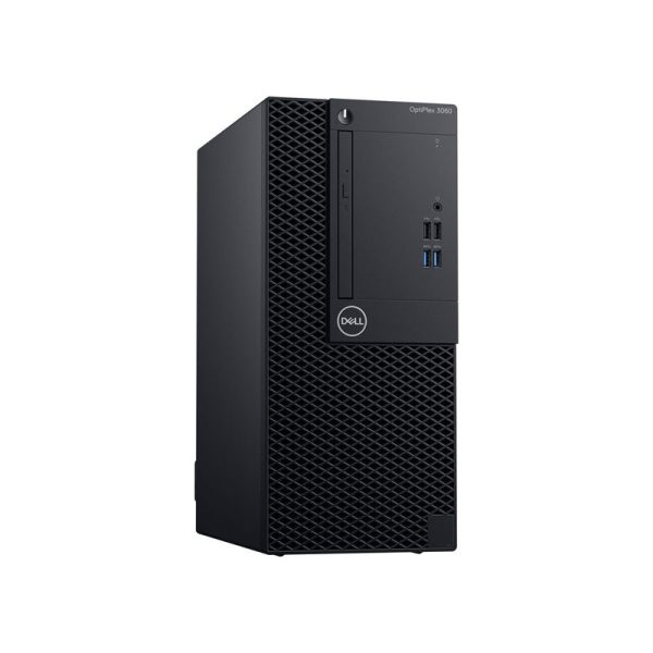 Dell 3060 MT Front Left View