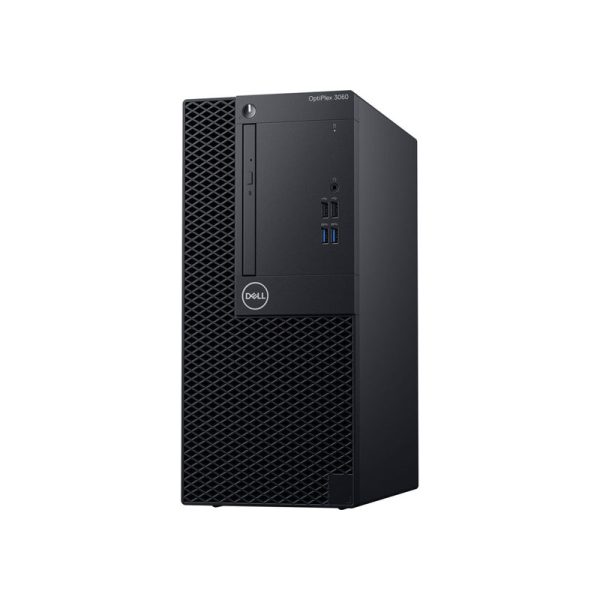 Dell 3060 MT Front Right View