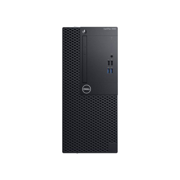 Dell 3060 MT Front View