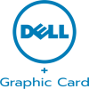 Dell with VGA Card logo