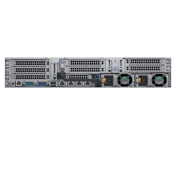 Dell-PowerEdge-R740-Back