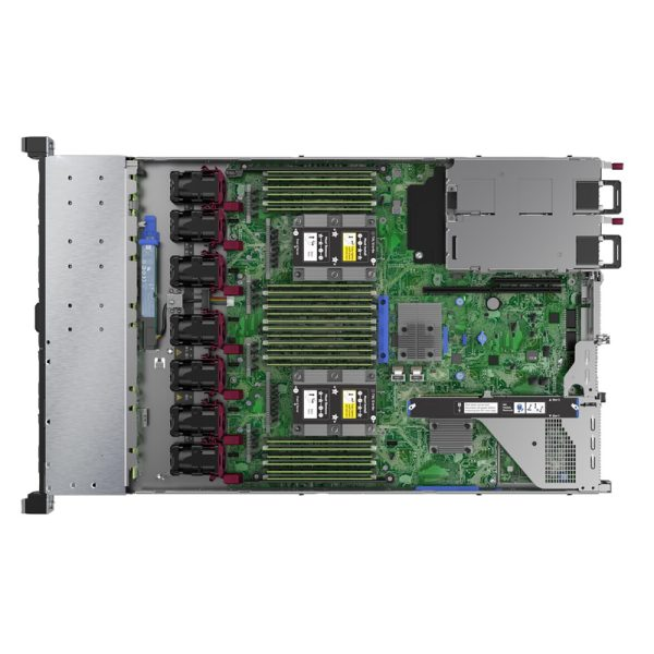HPE-Proliant-DL360-Gen10-Inside