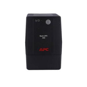 APC-Back-UPS-650VA,-230V-Front
